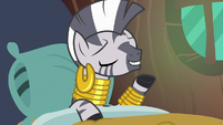 "Zecora ""this honey is divine"" S7E20"