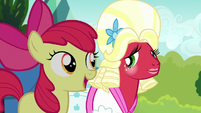 Apple Bloom singing -a bond that never ends- S5E17