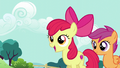 Apple Bloom wants a balloon goldfish S5E19.png