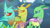 Changelings feeling ashamed of themselves S7E17