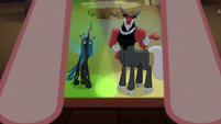 "Chrysalis and Tirek ""do we really need"" S9E8"