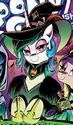 Comic issue 71 Witch Princess Celestia