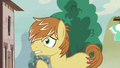 Feather Bangs scared to talk to ponies S7E8.png