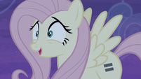 Fluttershy being nervous S5E02