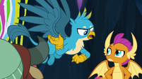 "Gallus ""this never would have happened"" S9E3"