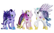 MLP The Movie Friendship Festival Princess Parade Set