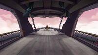 MLP The Movie background art - Airship bridge
