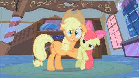 My Little Pony Ystävyyden Taikaa - Tuhma Noita HD