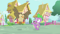 Owlowiscious hooting angrily at Spike S4E23.png