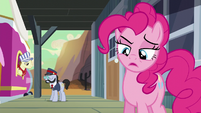 Pinkie -Definitely sand- S5E11