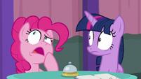 "Pinkie Pie ""I'm hungry"" S9E16"