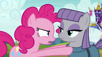 """Pinkie Pie """"Maud, you are the best!"""" S7E4"""