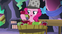 "Pinkie Pie ""Operation Pie of Lies is a go"" S7E23"