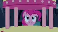 Pinkie Pie glad that MMMM is okay S2E24