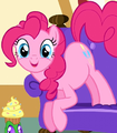 Pinkie Pie stares into my soul crop S3E11.png
