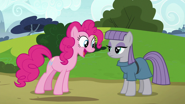 File:Pinkie thrilled that Maud wants a friend S7E4.png