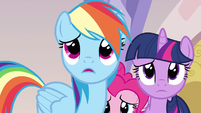 Rainbow Dash the wrong pony S3E12