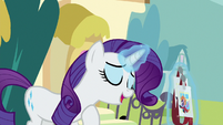"Rarity ""my gratitude for all you do"" S9E19"