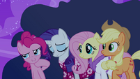Rarity frowning S2E16