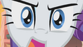 Rarity mad in a close-up S1E8.png