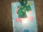 Sassaflash glitter minifigure toy
