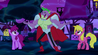 """Sir Spike """"if you're gonna dream"""" S5E13"""
