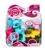 Snowcatcher Playful Pony
