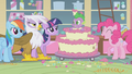Spike eating the cake S1E5.png