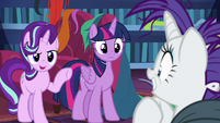 Starlight refuses to use time travel S7E19