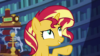 "Sunset Shimmer ""never knowing when"" EGS3"