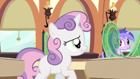 Sweetie Belle but still S3E11