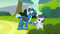 Thunderlane helps Rumble off the ground S7E21