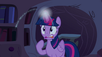 "Twilight ""The sun should be up by now!"" S4E26"