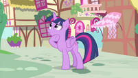 Twilight searching for something S4E23