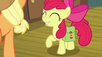 Apple Bloom agrees to the plan S7E13