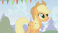 Applejack at the competition S1E13.png