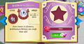 Architecture Unicorn album page MLP mobile game.png