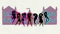 Black silhouette of the Mane Seven EGDS.png