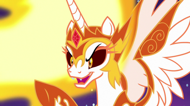 "File:Daybreaker ""more powerful than you!"" S7E10.png"