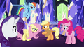 """Fluttershy """"stuck living in a castle"""" S5E3.png"""