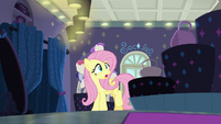 Fluttershy -in your work room-- S8E4