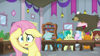 Fluttershy still boring her students S8E1