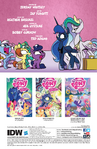 Friends Forever issue 28 credits page