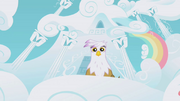 Gilda aparecendo pela primeira vez S1E05