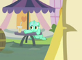 Lyra mad at the table S02E19