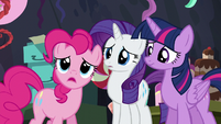 Pinkie -I worked harder on this party than any party ever- S5E11