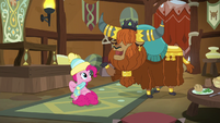 """Prince Rutherford """"no worry, honorary yak"""" MLPBGE"""