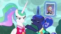 "Princess Luna ""that was Ponygliacci"" S9E13"