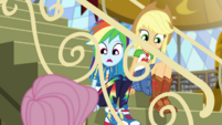 "Rainbow Dash ""you perform all the time"" CYOE2"