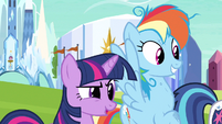 Rainbow Dash this is good S3E12